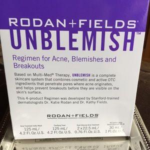Rodan + Fields Unblemished Regimen